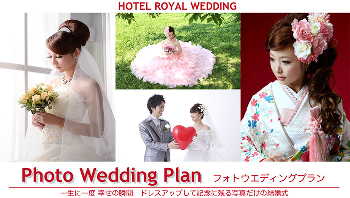 Photo Wedding Plan