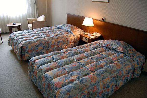 ホテルローヤル ツインルーム
